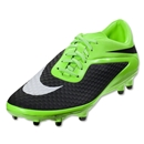 Nike Hypervenom Phelon FG (Flash Lime)