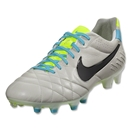Nike Tiempo Legend IV FG (Light Bone/Black)