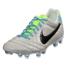 Nike Tiempo Mystic IV FG (Light Bone/Black)