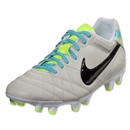 Nike Tiempo Natural IV LTR FG (Light Bone/Black)