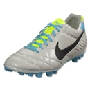 Nike Tiempo Legend IV AG (Light Bone/Black)