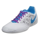 Nike FC247 Elastico Pro II (White/Blue Hero/Laser Purple/Wolf Grey)