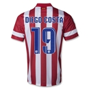Atletico Madrid 13/14 DIEGO COSTA Home Soccer Jersey