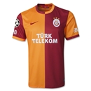 Galatasaray 13/14 UCL Home Soccer Jersey