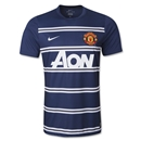 Manchester United Squad Pre-Match Top