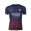 Barcelona 13/14 Youth Squad Pre-Match Top