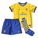 Arsenal 13/14 Boys Away Soccer Kit