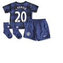 Manchester United 13/14 V. PERSIE Infant Away Kit