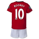 Manchester United 13/14 ROONEY Kids Home Kit