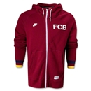 Barcelona Covert Full-Zip Hoody