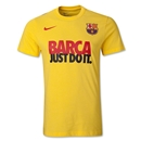 Barcelona Just Do It T-Shirt