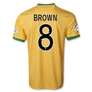 Celtic 13/14 BROWN Away Soccer Jersey