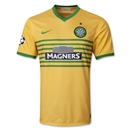 Celtic 13/14 UCL Away Soccer Jersey