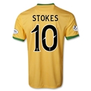 Celtic 13/14 STOKES Away Soccer Jersey