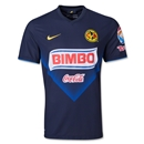 Club America 13/14 Away Soccer Jersey