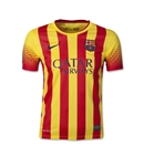 Barcelona 13/14 Youth Away Soccer Jersey