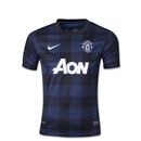 Manchester United 13/14 Youth Away Soccer Jersey