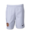 Manchester United 13/14 Youth Home Soccer Short