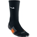 Nike Dri-FIT Channeling Sock (Blk/Red)