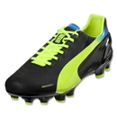 PUMA evoSPEED 3.2 FG (Black/Fluorescent Yellow)