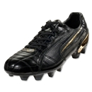 PUMA King Lux FG (Black/Gold)