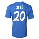 Real Madrid 13/14 JESE Away Soccer Jersey