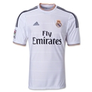 Real Madrid 13/14 Home Soccer Jersey