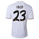 Real Madrid 13/14 ISCO Home Soccer Jersey