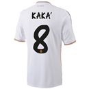 Real Madrid 13/14 KAKA Home Soccer Jersey