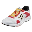 Warrior Dojo 2.0 Training Shoe (White/Red/Yellow)