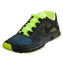Nike Free Trainer 3.0 NRG Running Shoe (Volt/Current Blue/Black)