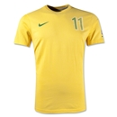 Neymar Hero T-Shirt (Yellow)