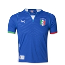 Italy 2013 Youth Home Soccer Jersey