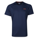 Under Armour Tech Emboss T-Shirt (Blk/Red)