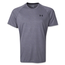 Under Armour Tech Emboss T-Shirt (Dk Grey)