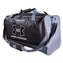 Under Armour Hustle MD Duffle (Black)