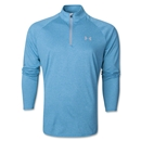 Under Armour Tech 1/4 LS T-Shirt (Teal)