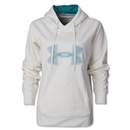 UA Women Fleece Storm Embroidered Logo