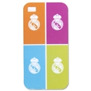 Real Madrid Multi Crest iPhone 4 Case