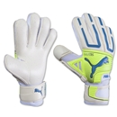PUMA Powercat 2.12 Protect RC Glove (White/Fluo Yellow)
