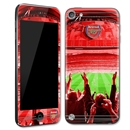Arsenal iTouch 5 Stadium Skin