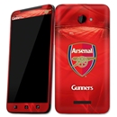Arsenal Crest HTC Droid DNA Skin