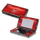 Arsenal Crest Nintendo 3DS Skin