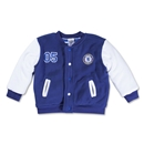 Chelsea Baby Fleece Varsity Jacket