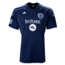 Sporting KC 2013 Secondary Soccer Jersey