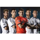 Real Madrid Captains Poster