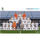 Real Madrid Team Poster