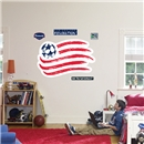 Fathead New England Revolution Logo Wall Graphic
