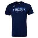 Sporting KC Wordmark T-Shirt