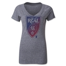 Real Salt Lake Originals Women's Halftone T-Shirt